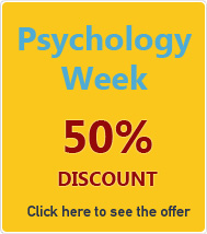 Psychology 50% Discount