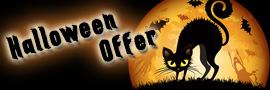 Halloween Offer 2020