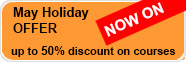 May Holiday Offer