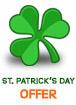 St.Patrick's Day Offer