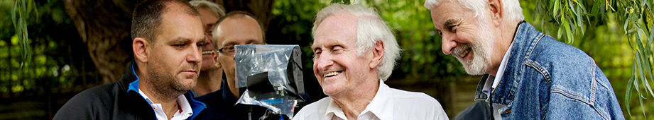 Filmmaking with John Boorman UK