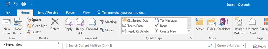 Microsoft Outlook UK